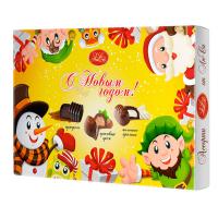 Набор конфет Новогоднее чудо 200 гр.