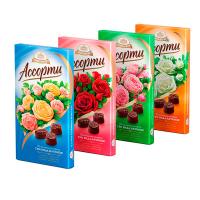 Набор конфет Ассорти Букеты, Бабаевский 300 гр.