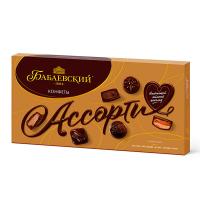 Набор конфет Ассорти Бабаевский 280 гр.
