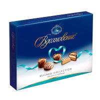 Набор конфет Вдохновение пралине с орехами 170 гр.