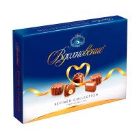 Набор конфет Вдохновение трюфельный крем 170 гр.