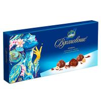 Набор конфет Вдохновение с дробленым фундуком 400 гр.