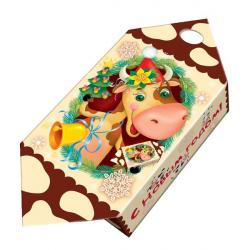 Шоколадная коровка