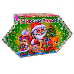 Конфетка Дед Мороз